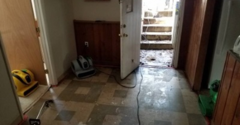 Washington DC Water Damage Repair Service